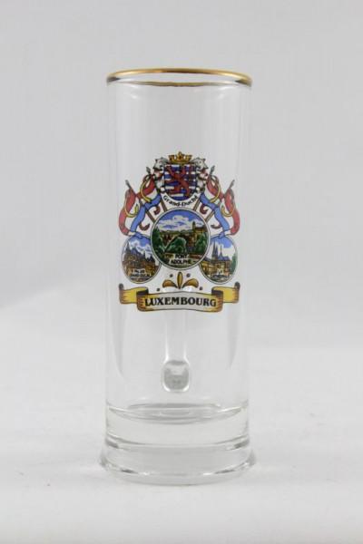 Wodka Slibowitz Kännchen Luxembourg AK-3
