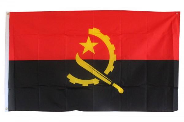 Flagge Angola 90x150 cm